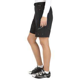 Endura Hummvee Shorts Damen mit Innenhose schwarz